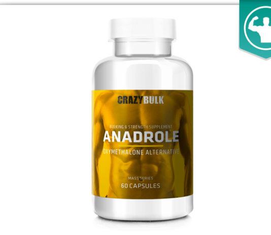 CrazyBulk Anadrole