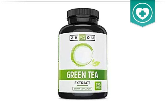 zhou nutrition green tea extract