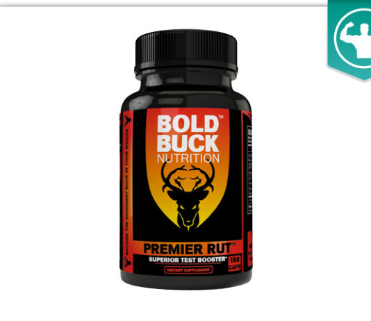 Bold Buck Nutrition Premier Rut Testosterone Booster