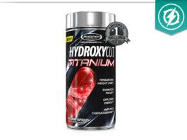 Hydroxycut Titanium