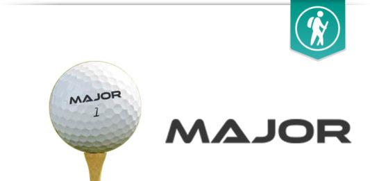 major scratch pro golf ball