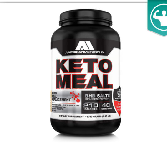 American Metabolix Keto Meal