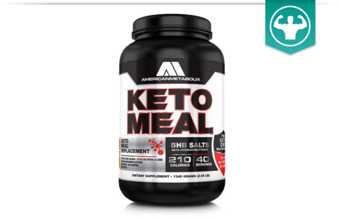 American Metabolix Keto Meal