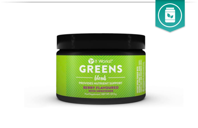 It Works Greens Blend