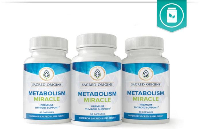 Metabolism Miracle Sacred Origins
