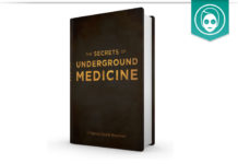 Secrets of Underground Medicine Book