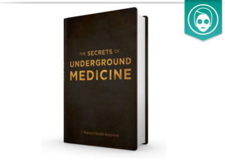 Secrets of Underground Medicine Book